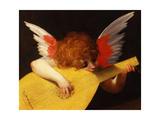 Musical Angel  1521