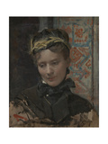 Portrait of a Lady  1885-1896