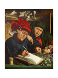 The Tax Collectors  1520s