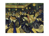 The Dance Hall in Arles  1888