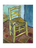 Van Gogh's Chair  1888