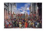 The Wedding Feast at Cana  1563