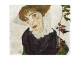 Portrait of Wally Neuzil  1912