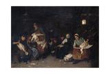 Women Plucking Geese  1872