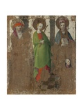 Three Saints  C 1450