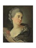 Portrait of Marie-Thérèse Colombe