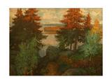 Autumn Landscape  1920