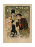 Mothu and Doria (Scènes Impressioniste)  1893
