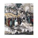 Christ's Entrance into Jerusalem  16th Century