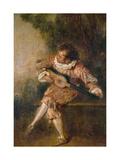 Mezzetino  Ca 1715