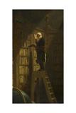 The Bookworm  C 1850