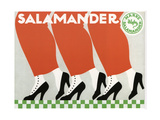 Salamander Shoes  1912