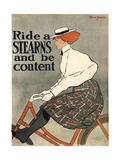 Ride a Stearns  1896