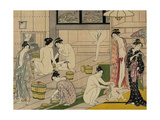 The Bathhouse Women  1790S