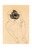 Seated Female Nude  1912