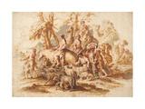 Jacob's Return  Ca 1647-1651