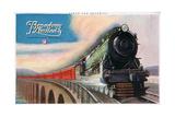 Broadway Limited  Pennsylvania Railroad  1927