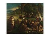 A Bacchanal  C 1520