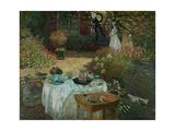 Le Déjeuner  1873