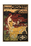 Crescent Cycles  1899