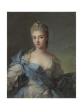 Portrait of Duchesse De La Rochefoucauld