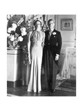 The Marriage of the Duke of Windsor and Wallis Simpson  1937