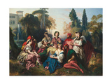 The Decameron  1837