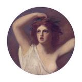 Emma  Lady Hamilton as Cassandra