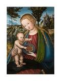 Virgin with Cherries  Ca 1506