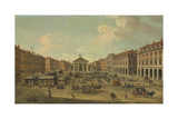 Four Views of London: the Covent Garden