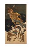 Chozza E Turchi, 1899 Giclée par Adolfo Hohenstein