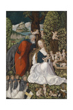 The Rest on the Flight into Egypt  C 1510