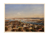General View of Sevastopol  1856