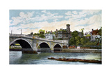 Richmond Bridge  20th Century