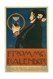 Frommes Kalender  1903