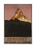 Zermatt  1908