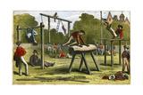 Gymnastics  19th Century