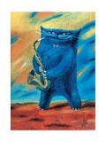 Jazz Giclée par Igor Ilichev