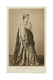 Rachel as Phèdre  Mid of the 19th C