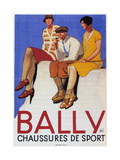 Bally Sports Shoes  1928