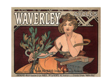 Waverley Cycles  1896
