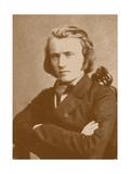 Johannes Brahms (1833-189)  1853