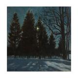 Winter Night  1931