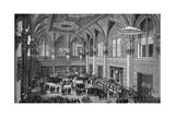 Floor of the New York Stock Exchange  1885