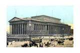 St George's Hall  Liverpool  Merseyside  Late 19th Century