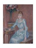 Portrait of Madame De Bonnières (Henriette Arnaud-Gentil  Gräfin De Bonnière)