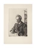 August Strindberg  1910
