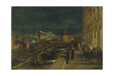 Illumination of Moscow on the Occasion of the Coronation of Emperor Alexander III