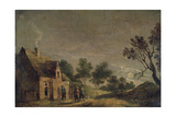 A Tavern at Night  17th Century
