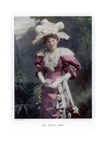 Letty Lind  Actress and Dancer  1901